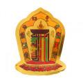 Буддистские наклейки