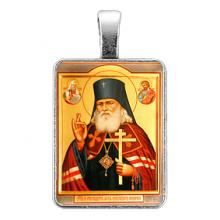 ALE309 Нательная иконка Святой Лука Крымский