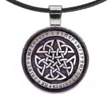 ALE468 Амулет Кельтская пентаграмма