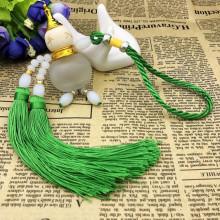 AR001-03 Подвеска - ароматизатор Тыква-горлянка, цвет зелёный