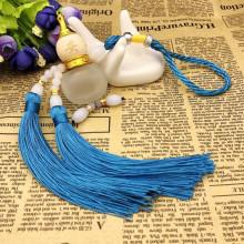 AR001-06 Подвеска - ароматизатор Тыква-горлянка, цвет голубой
