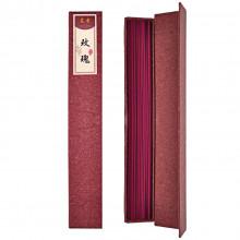BCN002-01 Ароматические палочки 22,5х3,5х2,5см Роза