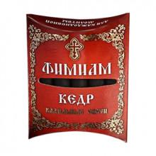 FS-KSM005 Фимиам кадильные свечи Кедр, малые