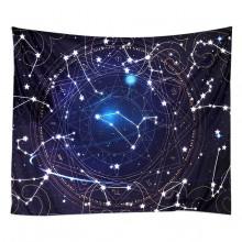 GB029 Гобелен Созвездия (Зодиакальный круг) 95х73см