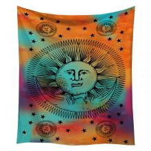 GB046 Гобелен Солнце и Луна 95х73см