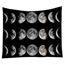 GB068 Гобелен Фазы Луны 90х75см