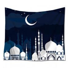 GB071 Гобелен Мечеть 90х75см