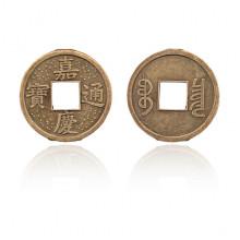 MN008 Китайская сувенирная монета, d.25мм