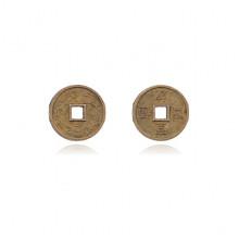 MN014-10 Китайская сувенирная монета, d.10мм
