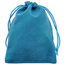 MS035-12x15 Бархатный мешочек 12х15см, цвет бирюзовый