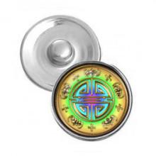 NSK008 Кнопка 18,5мм Пять Благ