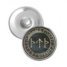 NSK024 Кнопка 18,5мм Защитный барьер