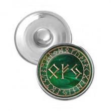 NSK027 Кнопка 18,5мм Приумножение собственности