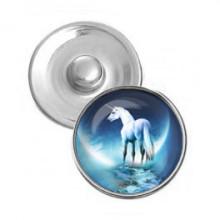 NSK071 Кнопка 18,5мм Единорог