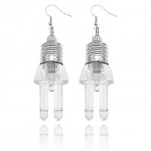 SE150-3 Светодиоидные серьги U-образные лампочки, 8х2см