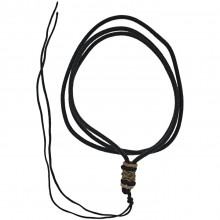 SH017 Шнурок для бусин Дзи, 90см