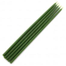 SVM4-G Свеча магическая 26х0,8см, время горения более 1ч.40мин., 100% воск, цвет зелёный