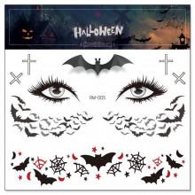 TTRM-005 Набор временных татуировок Хэллоуин, 15х5х16см