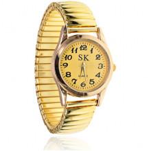 WA097-1 Наручные часы, d.2,5см, цвет золотой