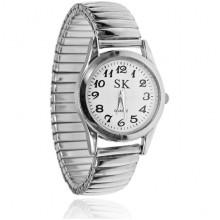WA097-2 Наручные часы, d.3,5см, цвет серебряный